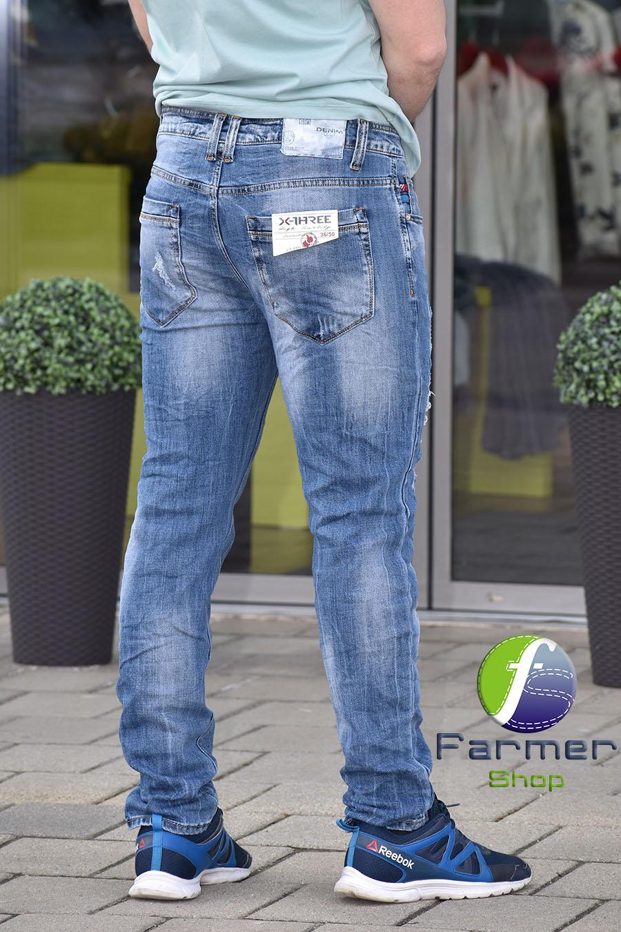 Férfi farmernadrág M 1054 | Farmer Stop Shop